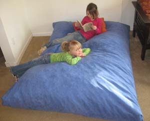 hug beds & loungers - autism & special needs furniture