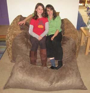 Nesting Loveseat And Chair Sets Autism Amp Special Needs